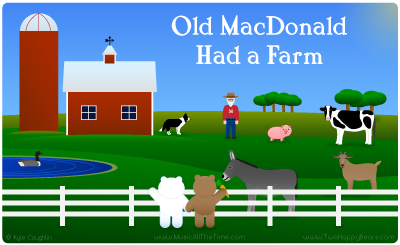 old macdonald farm lyrics