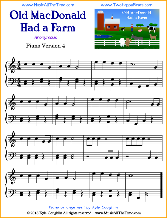 intermediate piano sheet music pdf